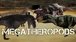 Paleontology News: All Known Megatheropods