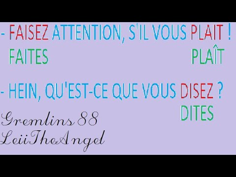 Les Verbes Que L On Conjugue Mal En Francais Linguistique 1 Feat Leiitheangel Youtube