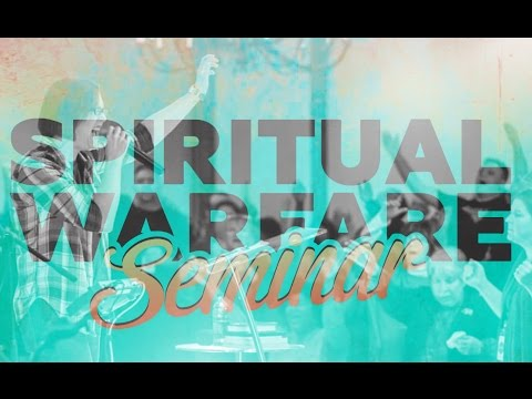 Spiritual Warfare Seminar: Prophet Jennifer LeClaire Throws Down the Spirit of Fear