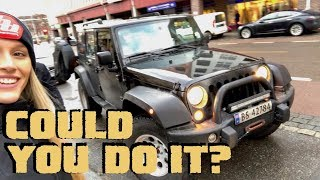 Why Offroading & Owning a Jeep In Norway Takes More Dedication (and Money)