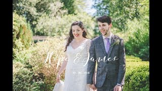 Hope & James Northumbria Wedding Highlights