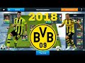 Borussia Dortmund save data All players ratings 100 Dream League Soccer
