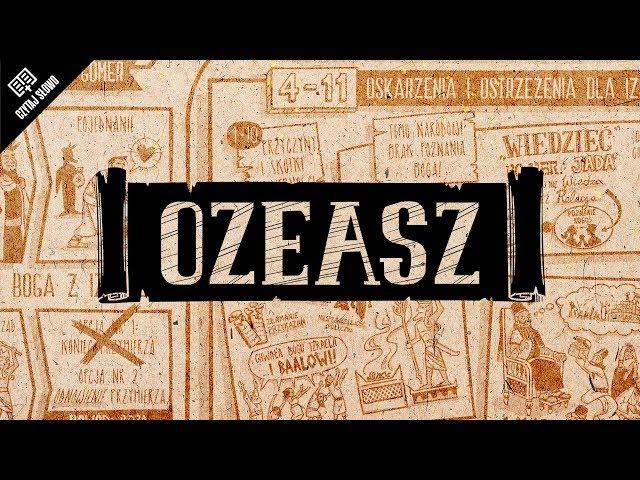 Omówienie: Księga Ozeasza