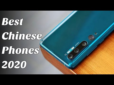 Best Chinese Phones to Buy in 2020 | 2020's Amazing Chinese Phones Under $500
