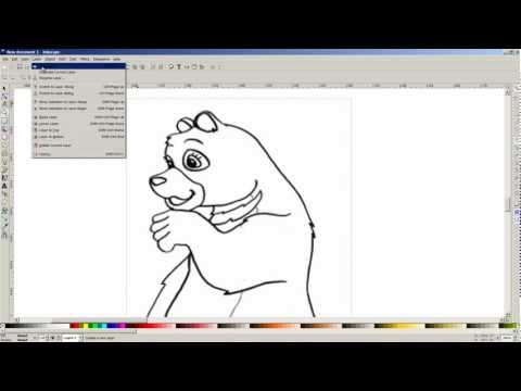 Using Inkscape to create an image for use in sparkol videoscribe