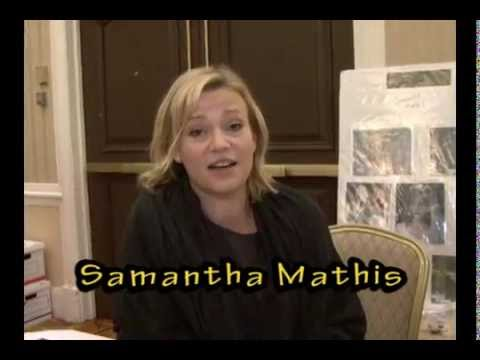 DOTD Indianapolis 2015: Advice For The Kiddies: Samantha Mathis