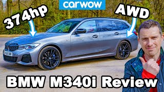 The BMW M340i Touring is the only car you ever need. REVIEW!