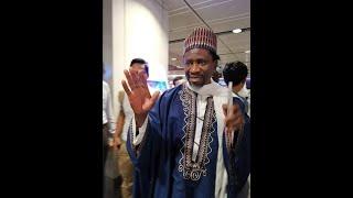 (Video): Fin de séjour au Singapour Cheikh Mahi décolle pour Dakar