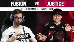 Planking Left and Right | Fusion vs Justice ft - Swimmer, Linkzr, Elk