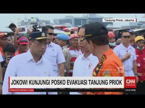 Jokowi Kunjungi Posko Evakuasi Korban Lion Air JT-610 Mp3