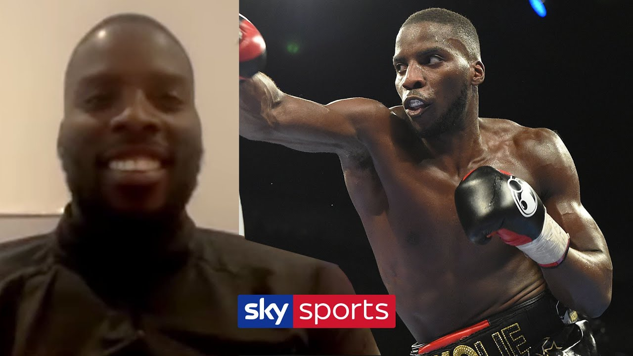 Lawrence Okolie names his DREAM fantasy fight!   Doing The Rounds