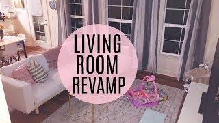 MOMMY & TODDLER CLEANING ROUTINE & LIVING ROOM REVAMP   Tara Henderson