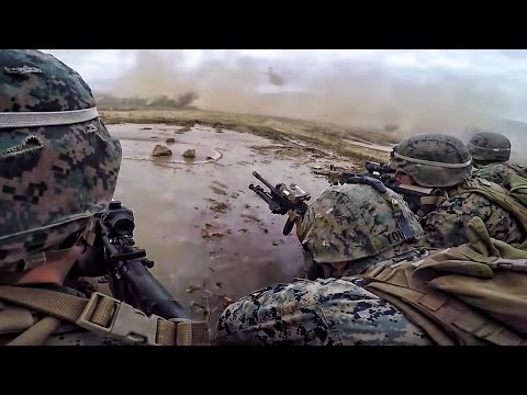 GoPro Marines Live Fire • Platinum Lion
