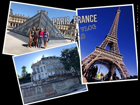 PARIS FRANCE TRAVEL VLOG