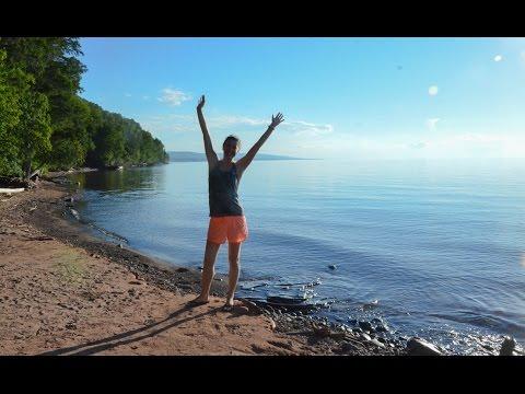 A week in Michigan's  Upper Peninsula