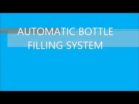 Automatic bottle filling using plc youtube ccuart Gallery