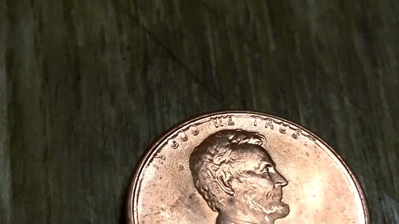 1989 penny awesome double die