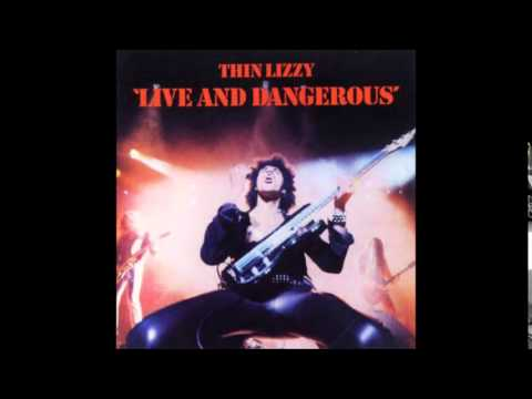 010 Thin Lizzy The Boys Are Back in Town Live and Dangerous