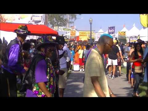 Long Beach Crawfish Festival 2013