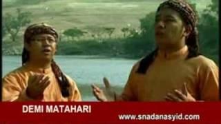 Snada Nasyid - Demi Matahari.3gp