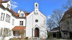 Aufzeichnung der Eucharistiefeier aus der Kapelle des Bischofshauses in Augsburg vom 23.04.2020