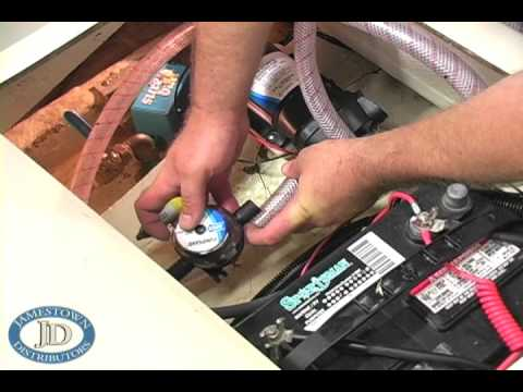 How-To Install a Wash Down Pump on