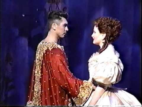 Faith PrinceLou Diamond Phillips THE KING AND I '97