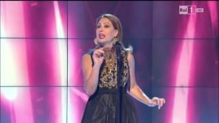 """Rosanna Fratello canta """"Non ti scordar mai di me"""" di Giusy Ferreri - Domenica In 26/10/2014"""