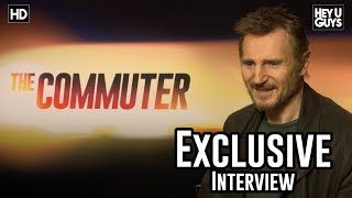 Liam Neeson - The Commuter Exclusive Interview