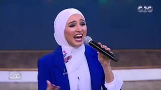 أنا ابن مصر أنا ضد الكسر.. الصوت البشوش هلا رشدي تغني في معكم منى الشاذلي