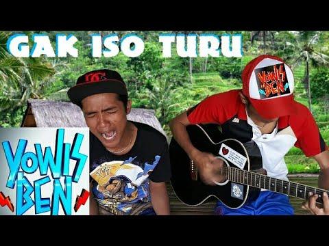 """GAK ISO TURU  """"cover 🎧""""   YOGA ER  #covergakisoturu #yowisben"""