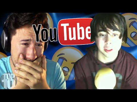 10 YouTubers With TRAGIC Pasts