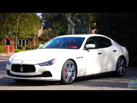 2016 Maserati Ghibli Review and Road Test