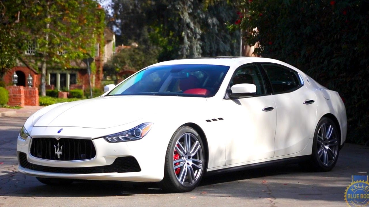 2016 Maserati Ghibli - Review and Road Test - YouTube
