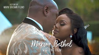 Marv & Bethel's Magical Wedding | You Will Cry, Laugh & Smile | Marv Brown Films