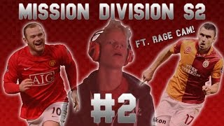 "Mission Division S2 | #2 - ""Getting EA:ED"" - FACE CAM, RAGES AND INSANE LONGSHOT GOAL! Thumbnail"