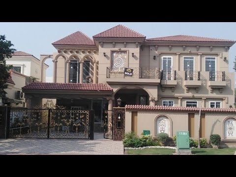 1 kanal 50×100 Beautiful House 🏡 with Modern interior Design || House with 5 bedroom