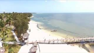 Paradise and beach resort zanzibar