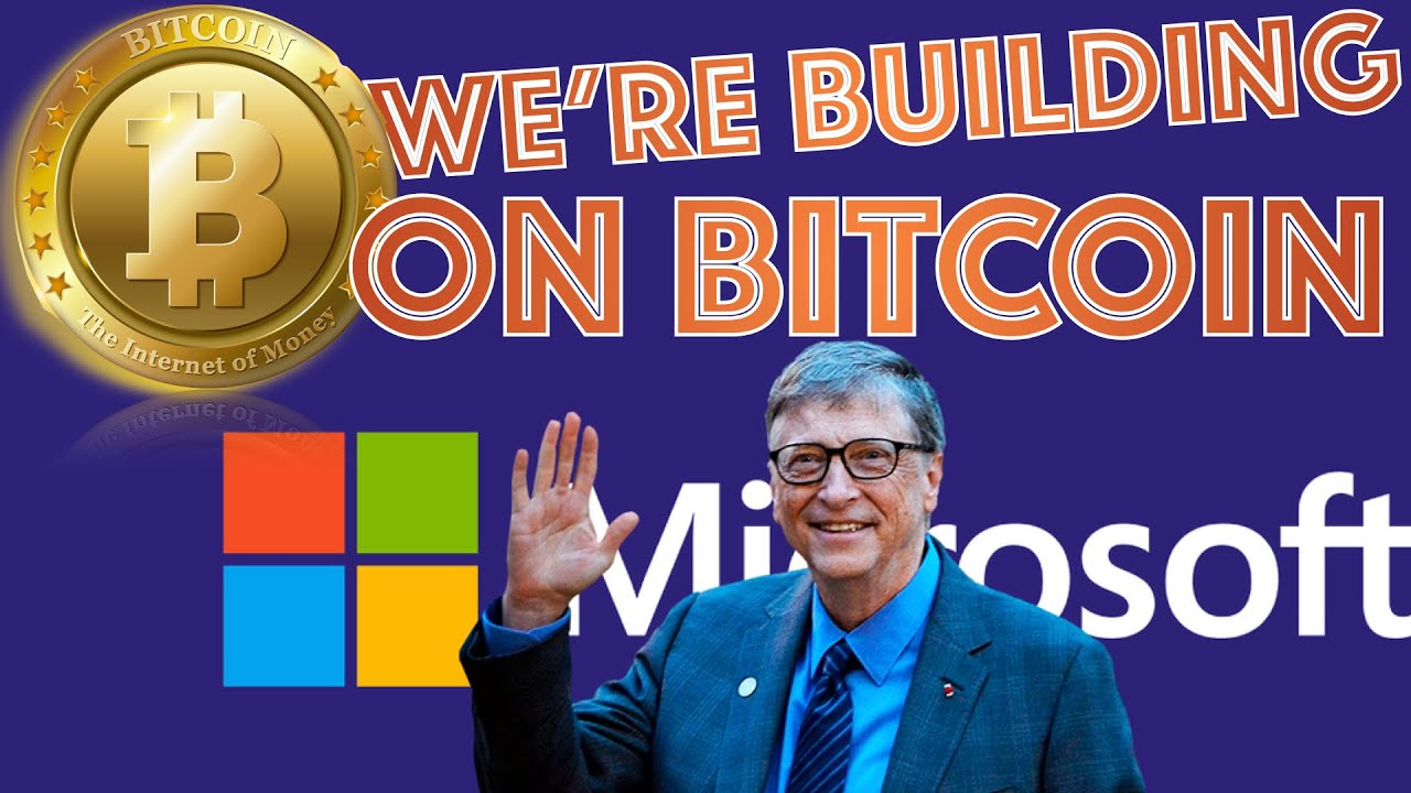 microsoft cryptocurrency investment