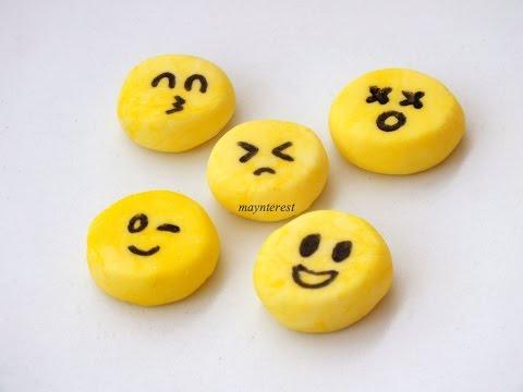 Cómo hacer GOMAS DE BORRAR o BORRADORES caseros - Emojis | Vuelta al cole - Regreso a clases