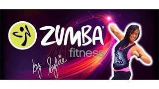 Sylvie Instructeur Zumba® France Choreo Can't stop the Feeling
