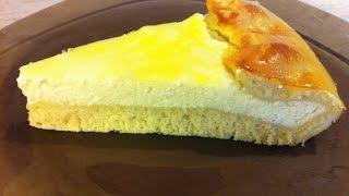 Пирог с творогом. Шаньга. Мамулины рецепты.