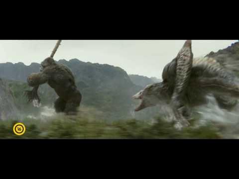"Kong - Koponya sziget (Kong - Skull Island) - 20"" TV szpot"