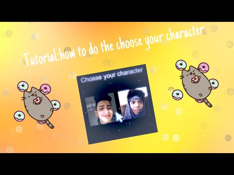 Tutorial:how to do choose your character on video Star from 𝒜𝓃𝓃𝒶𝓎𝒶_𝑒𝒹𝒾𝓉𝓈