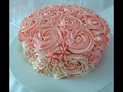 C mo hacer un pastel de cumplea os parte 2 youtube - Decoracion para cumpleanos ...