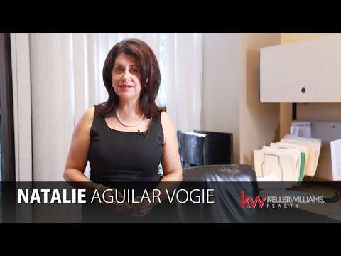 Meet Natalie Aguilar Vogie Real Estate Agent with Keller Williams Realty