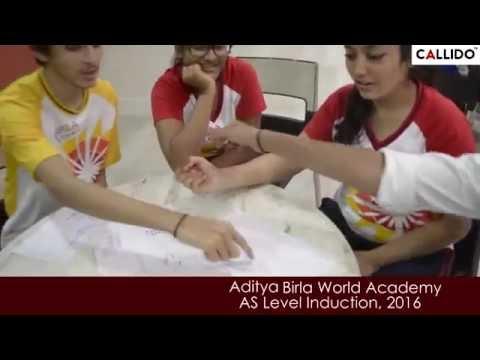 ABWA Students at a Callido session