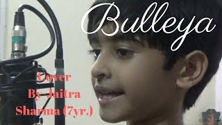 bulleya ae dil hai mushkil cover by jaitra sharma 7 yr boy