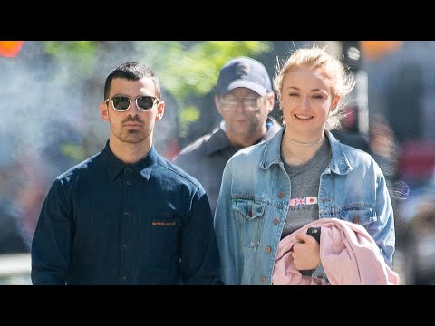 Joe Jonas and Sophie Turner Are Engaged -- See the Ring!