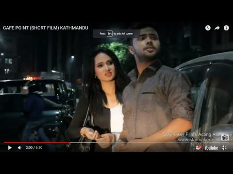 CAFE POINT (SHORT FILM) KATHMANDU VIRAL SHORT FILM NEPAL